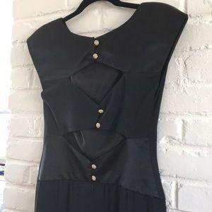 Rimini Women's Black Dress